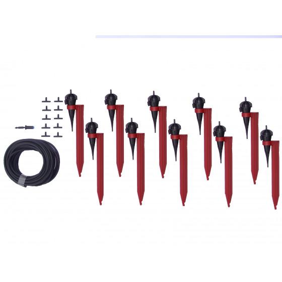 Kit d'arrosage 10 goutteurs Iriso