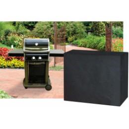 Housse de protection barbecue noire