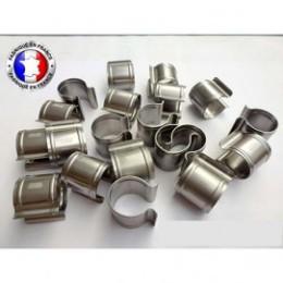 Sachet 20 clips de 32 mm de diamètre
