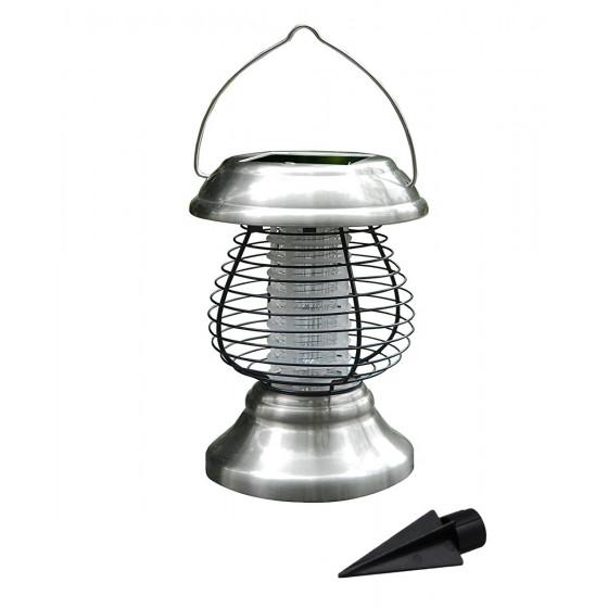 Lampe anti moustique solaire
