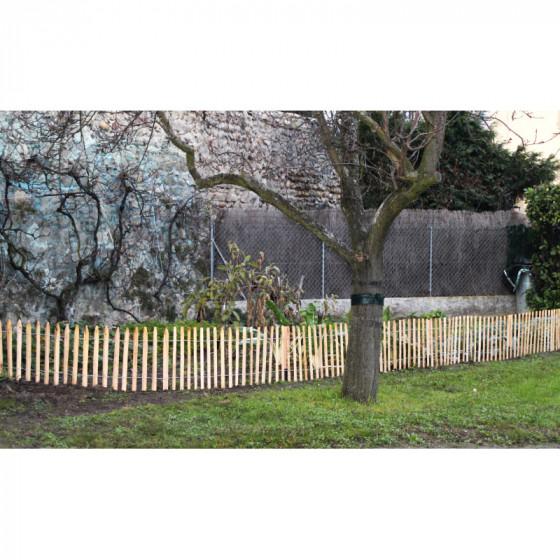 ganivelle en chataignier pour cloture 50 ou 100 cm x 10 m