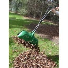 Ramasse feuilles pince avec long manche