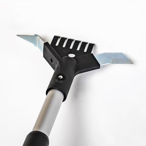 Nettoyeur pour joint manuel à manche télescopique