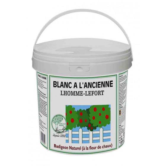 Blanc arboricole à l'ancienne 1 L