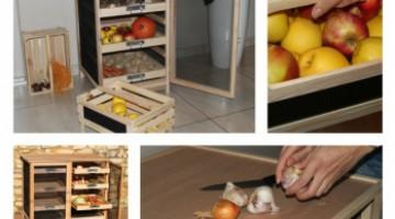 CONSERVER NATURELLEMENT VOS FRUITS ET LÉGUMES